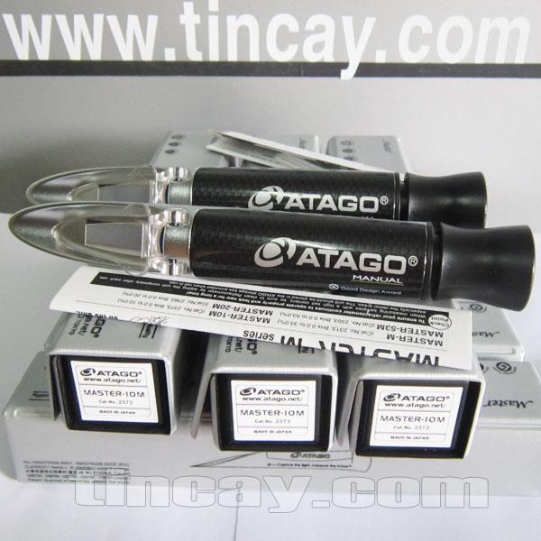 Khúc xạ kế Atago Master 10M