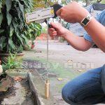 Thước đo dầu Nihon Doki (thả dây thước)