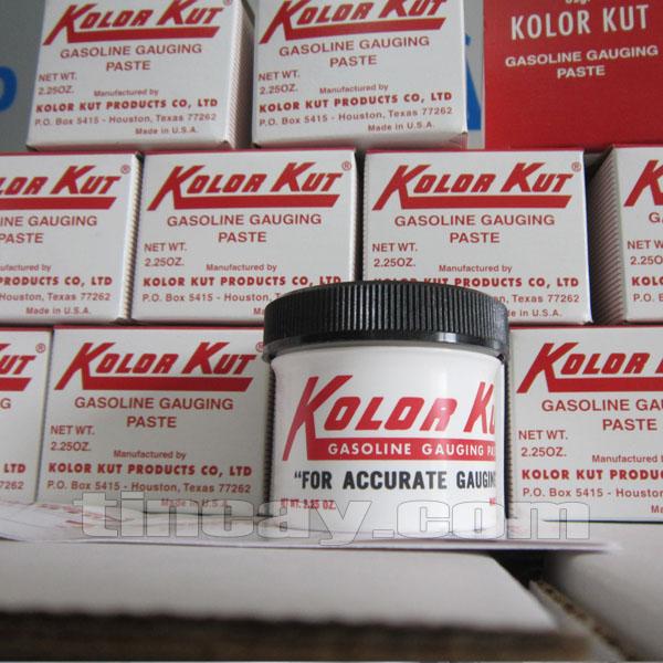 test thử xăng dầu Kolor Kut
