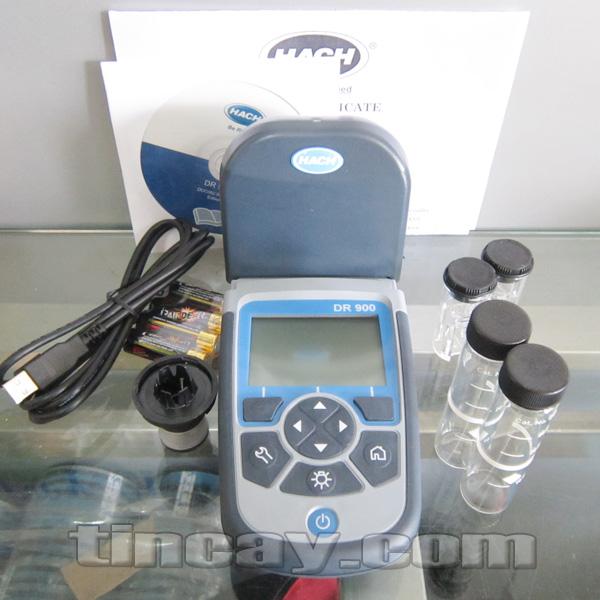 Máy quang phổ Hach DR 900 (cung cấp bao gồm)