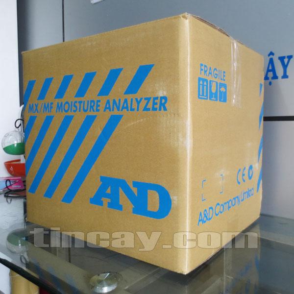Thùng Cân sấy ẩm A&D MX-50