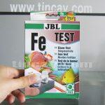 Test Fe JBL (hộp đựng)
