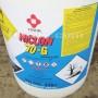 Thông tin Chlorine Niclon 70G in trên thùng