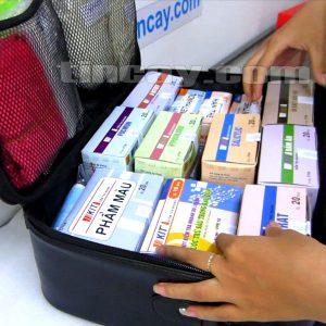 Bộ test nhanh an toàn vệ sinh thực phẩm