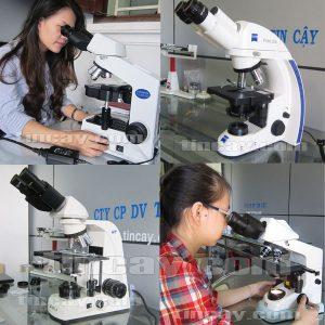 So sánh kính hiển vi CX22LED, Primo Star, E100 Led, MT4200L