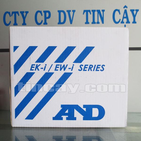 Thùng Cân kỹ thuật A&D EK-610i