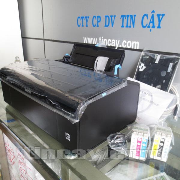 Trọn bộ máy in màu Epson Stylus photo SP-T60