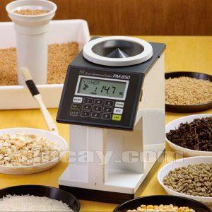 Máy đo độ ẩm hạt KETT PM 650