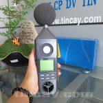 Máy đo môi trường 5 chỉ tiêu Lutron LM 8102
