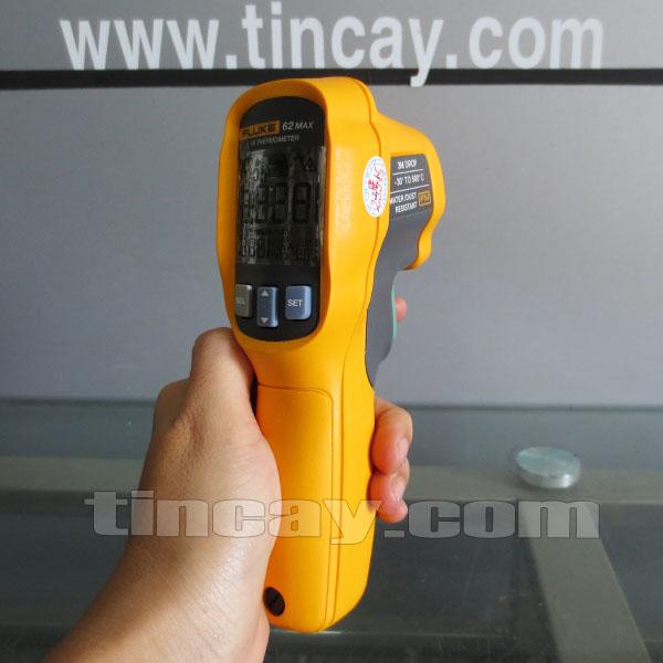 Máy đo nhiệt độ Fluke 62 Max