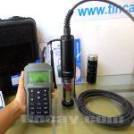 may do pH EC ap suat nhiet do HI 98194