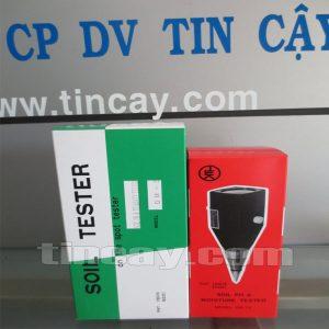 máy đo pH đất DM15 và DM5