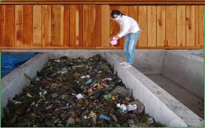 xử lý rác thải đô thị