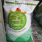 phân hữu cơ vi sinh gà green life dạng bột