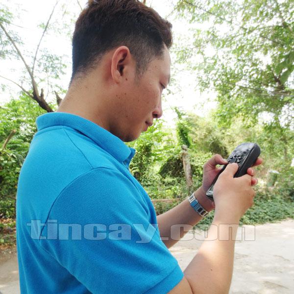 Máy định vị Garmin GPS 72H gọn nhẹ