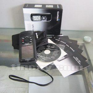 Trọn bộ máy định vị GPS Garmin 72H