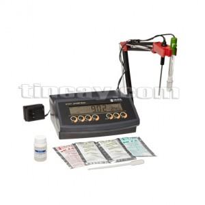Máy đo pH Hanna Hi 2211 (trọn bộ)