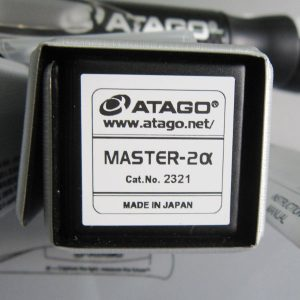 Khúc xạ kế Atago Master 2 Alpha (Cat.No)