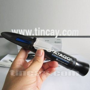 Khúc xạ kế Atago Master S-Mill Alpha