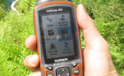 Thiết bị định vị Garmin GPS62s