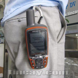 Thiết bị định vị Garmin GPS62s (dạng treo tiện lợi)
