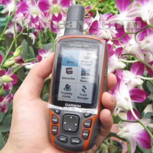 Thiết bị định vị Garmin GPS62s (màn hình)
