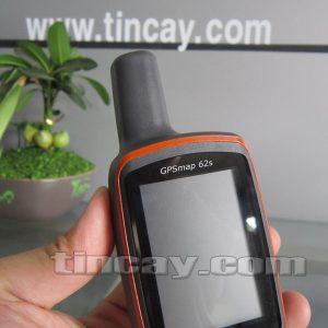 Thiết bị định vị Garmin GPS62s (model máy)