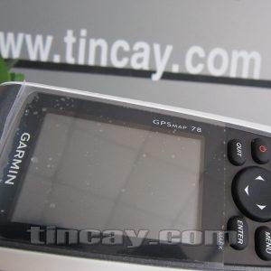 Thiết bị định vị Garmin GPSmap 78 (màn hình và model máy)
