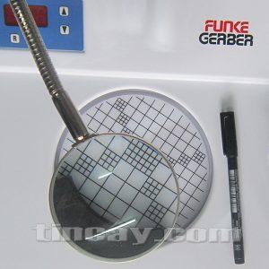 kính lúp máy đếm khuẩn lạc Funker Gerber Colonystar