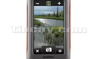 máy định vị GPS cầm tay Garmin Montana 650