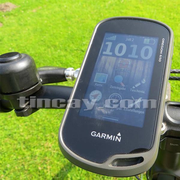 thiết bị định vị GPS cầm tay Garmin Oregon 650