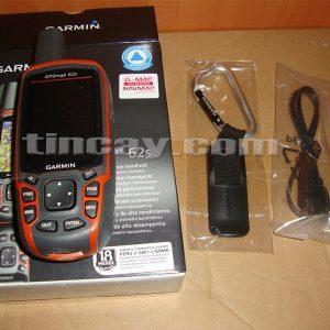 Thiết bị định vị Garmin GPS62s (trọn bộ)