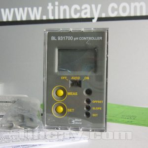 Bộ kiểm soát pH Hanna BL931700-1 (mặt trước)