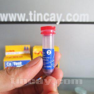Lọ thuốc thử số 2 Test Ca Sera