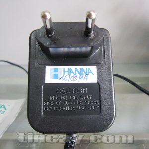 Máy đo đa chỉ tiêu Hanna Hi 2211-02 (adapter)