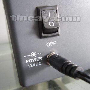 Máy đo đa chỉ tiêu Hanna Hi 2211-02 (power)