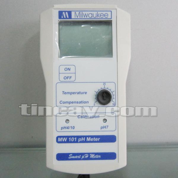 Máy đo pH Milwaukee MW 101