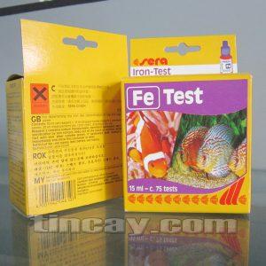 Sera Fe test (dạng đóng gói)