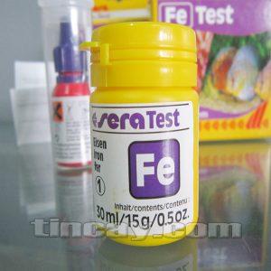 Sera Fe test (lọ thuốc thử số 1)