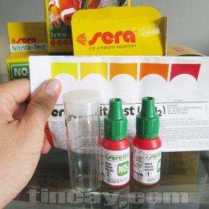 Test NO2 Sera (bảng thang màu)