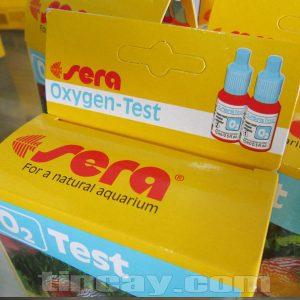 Test O2 Sera (nắp hộp)
