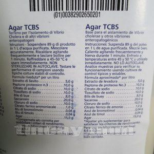 Thông tin Difco TCBS Agar