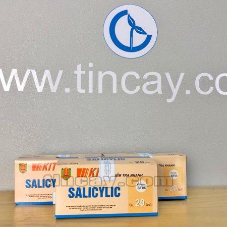 kit kiểm tra nhanh salicylic