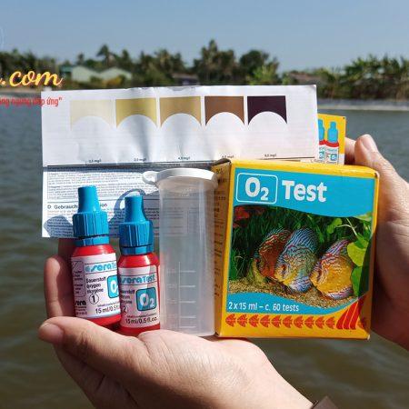 Kit kiểm tra hàm lượng oxy trong ao nuôi