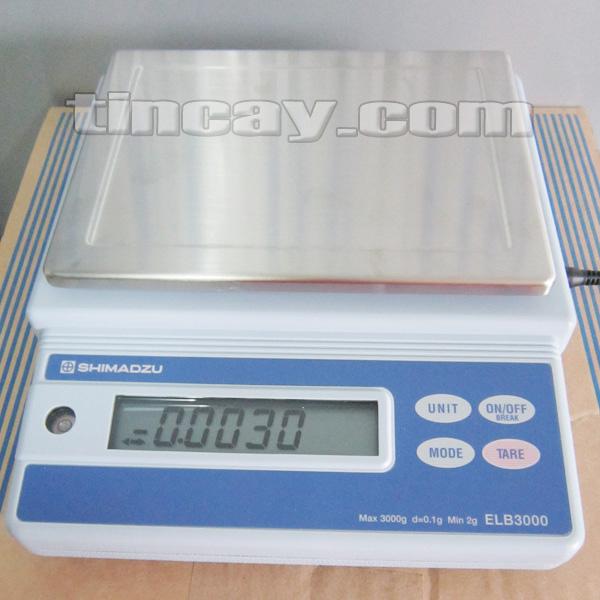 Cân kỹ thuật Shimadzu ELB 3000