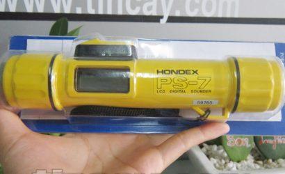 Máy đo sâu Hondex PS-7 (dạng nguyên hộp)