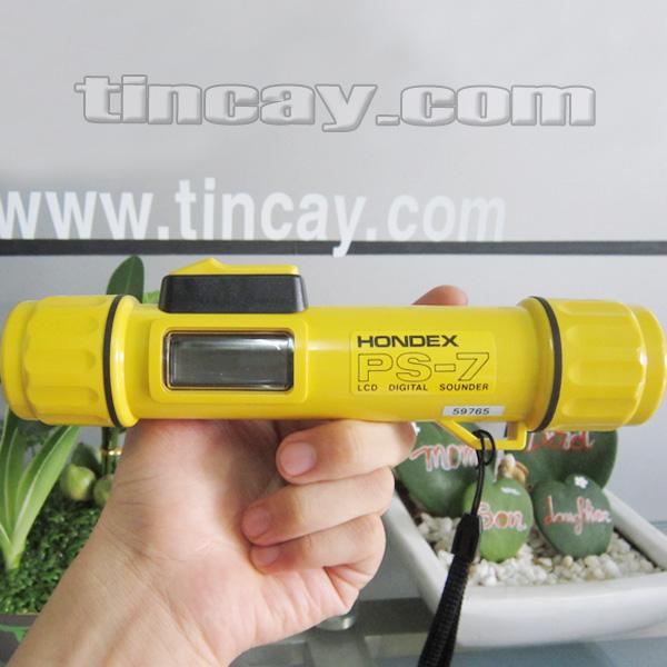Máy đo độ sâu cầm tay Hondex PS-7