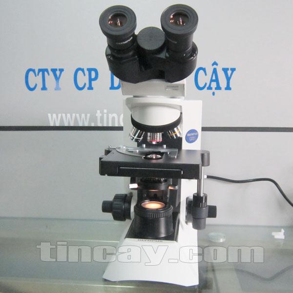 Mặt trước Kính hiển vi Olympus CX 31