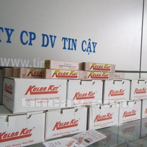 thuốc kiểm tra nước trong xăng-dầu Kolor Kut