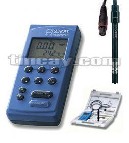 Máy đo đa chỉ tiêu Schott Handylab pH 12 BlueLine 24pH